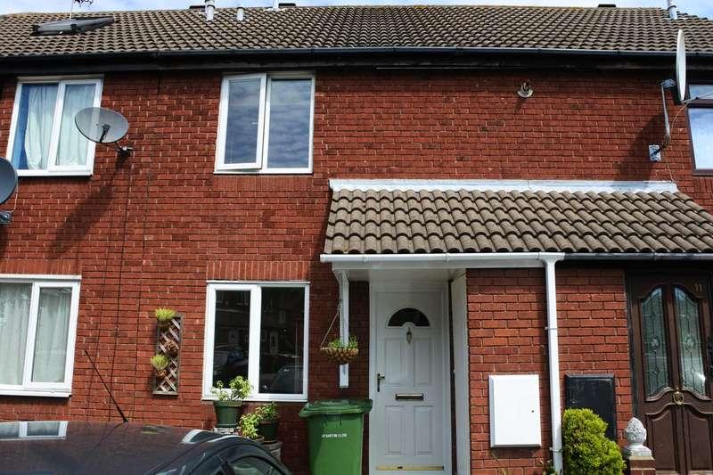 2 Bedrooms Terraced House for sale in Barton Close, Beckton, E6 5QE