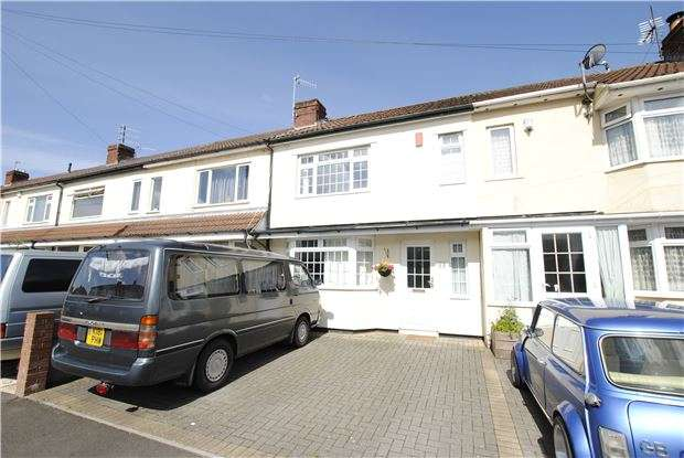 3 Bedrooms Terraced House for sale in Risdale Road, Ashton Vale, Bristol, BS3 2QT