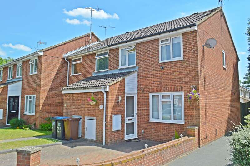 3 Bedrooms End Of Terrace House for sale in Lords Wood, Welwyn Garden City, AL7