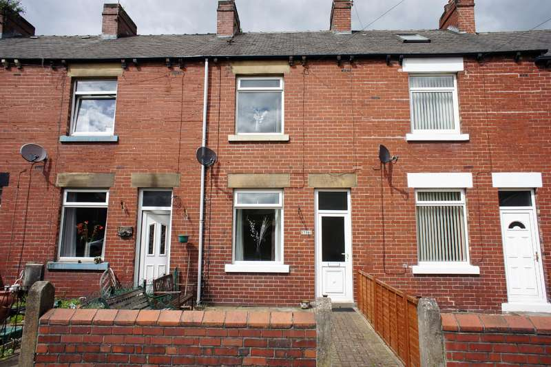 3 Bedrooms Terraced House for sale in Manchester Road, Sheffield, S36 1EA