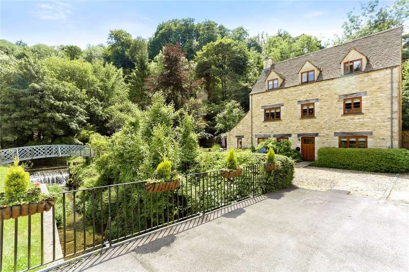 4 Bedrooms Detached House for sale in Sevilles Mill, Chalford, Stroud, Gloucestershire, GL6
