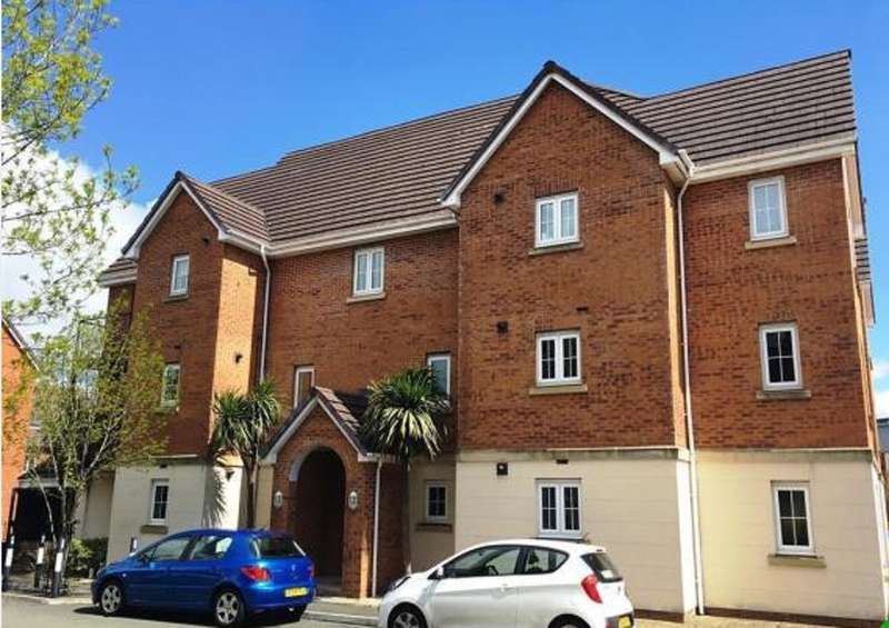 2 Bedrooms Apartment Flat for sale in Tasker Square, Llanishen, Cardiff