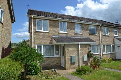 3 Bedrooms End Of Terrace House for sale in Arkwright Road, Irchester, Wellingborough, Northamptonshire