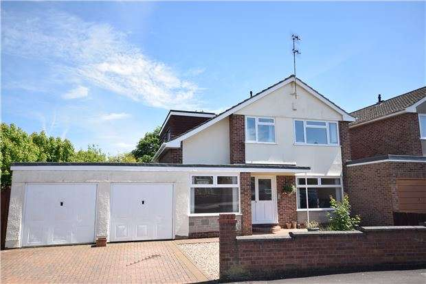 4 Bedrooms Detached House for sale in Sutherland Avenue, Downend, BRISTOL, BS16 6QP