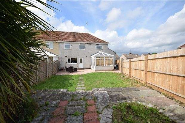 4 Bedrooms End Of Terrace House for sale in Jubilee Road, Kingswood, BRISTOL, BS15 4XF