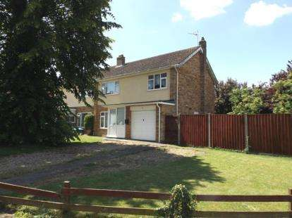 3 Bedrooms Semi Detached House for sale in Watton, Thetford