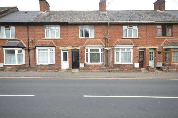 2 Bedrooms Terraced House for sale in Chudleigh Road, Exeter, Devon