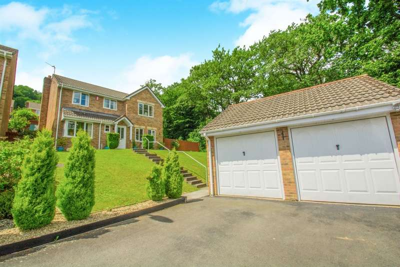 4 Bedrooms Detached House for sale in Dorallt Close, Henllys, Cwmbran