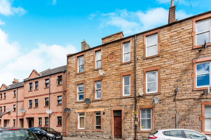 2 Bedrooms Flat for sale in Market Street, Musselburgh, EH21
