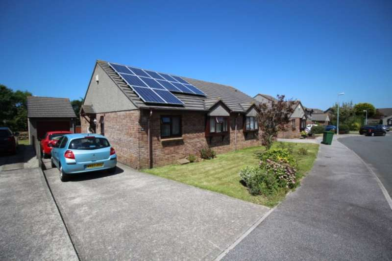 2 Bedrooms Semi Detached Bungalow for sale in Wheal Agar, Pool, Redruth, TR15