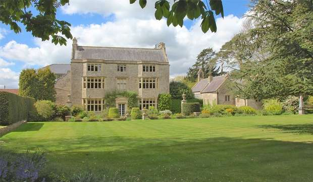 7 Bedrooms Detached House for sale in The Manor House, Burnett, Bristol