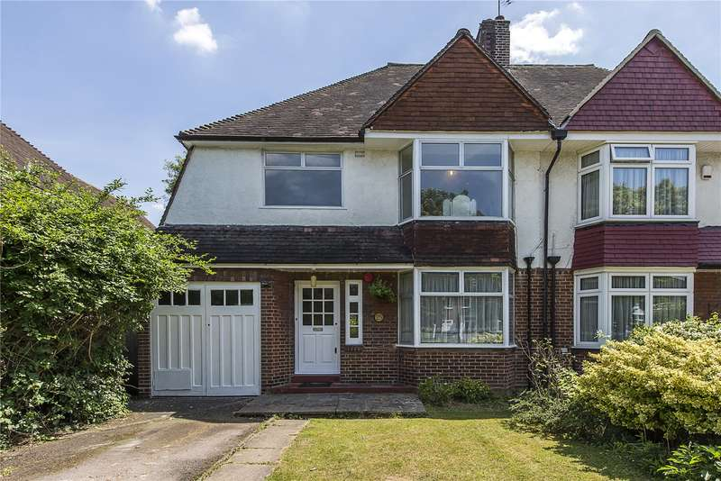 4 Bedrooms House for sale in Kent Avenue, Ealing, W13