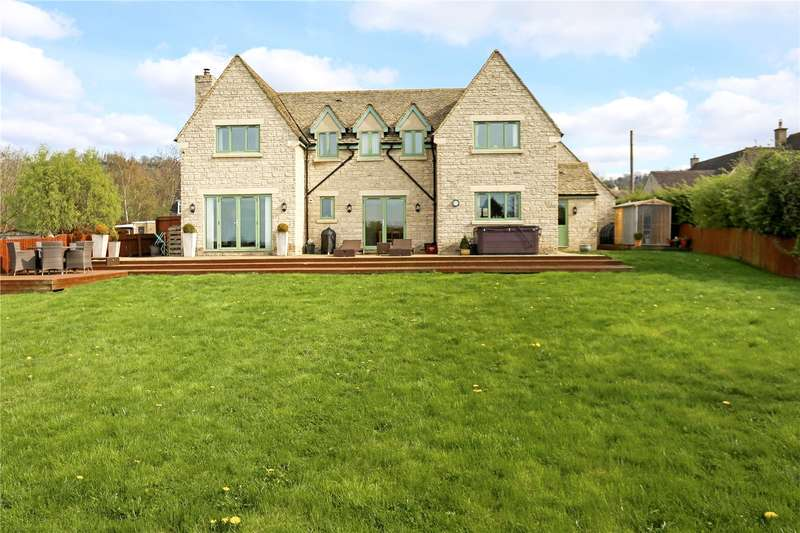 5 Bedrooms Detached House for sale in Clovermead, Upton Lane, Brookthorpe, Gloucester, GL4