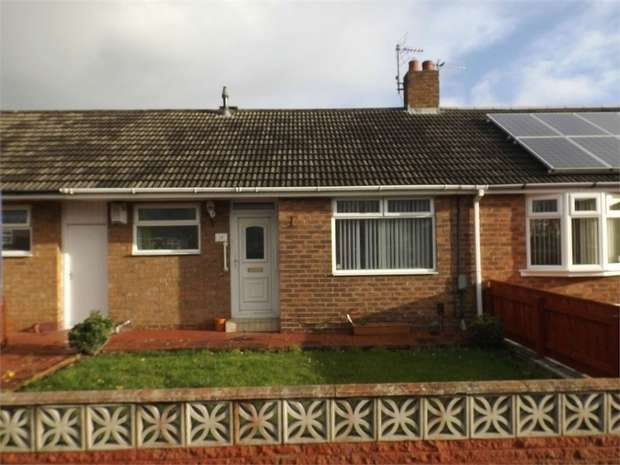 1 Bedroom Terraced Bungalow for sale in Thistle Road, Stockton-on-Tees, Durham