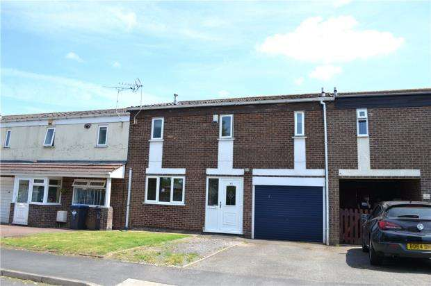 3 Bedrooms Terraced House for sale in Hallway Drive, Shilton, Coventry, Warwickshire