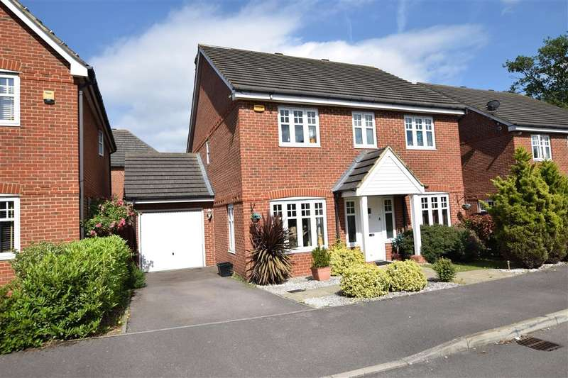 4 Bedrooms Detached House for sale in Mandarin Road, Shinfield, Reading, RG2
