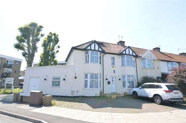 4 Bedrooms End Of Terrace House for sale in The Sunny Road, Enfield, Middlesex