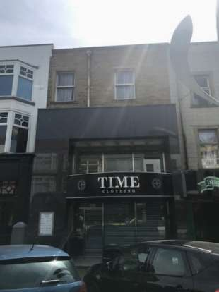 Property for sale in Clifton Street Central Blackpool