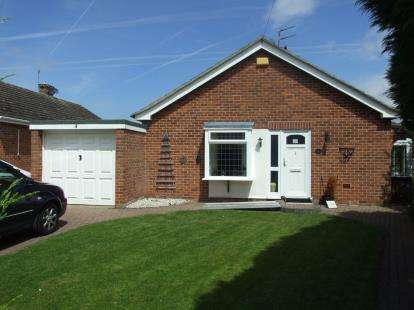3 Bedrooms Bungalow for sale in The Lyngs, East Bridgford, Nottingham