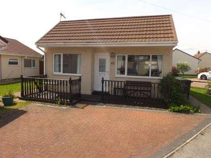 2 Bedrooms Bungalow for sale in Mablethorpe Park, Seaholme Road, Mablethorpe