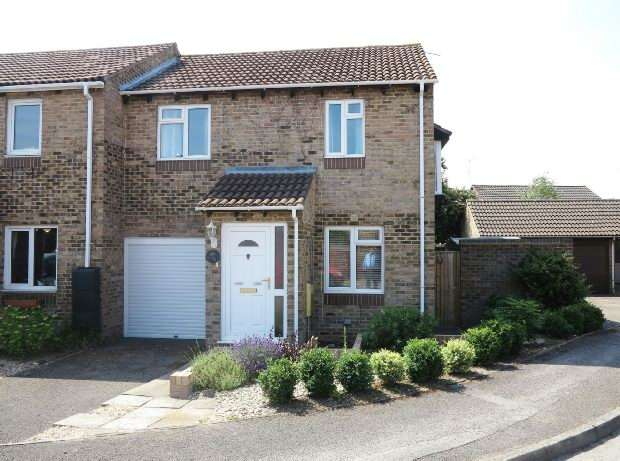 3 Bedrooms End Of Terrace House for sale in The Delph, Lower Earley, Reading,