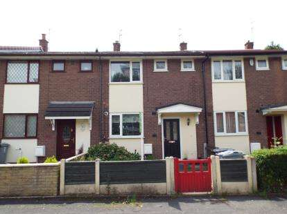 3 Bedrooms Terraced House for sale in Aston Way, Handforth, Wilmslow, Cheshire