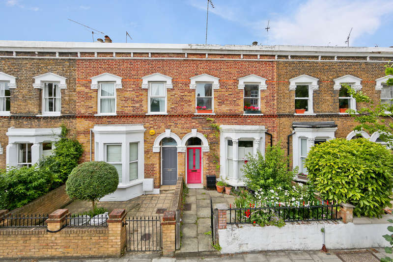3 Bedrooms Terraced House for sale in Gillespie Road, N5 1LN