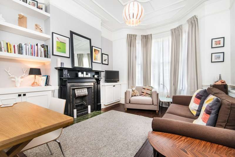 2 Bedrooms Flat for sale in Sellons Avenue, Harlesden NW10