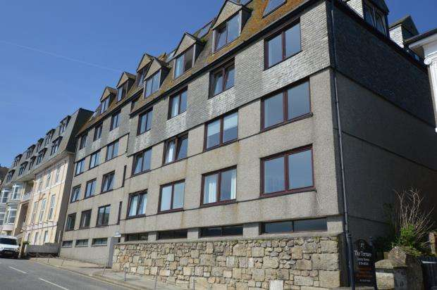 1 Bedroom Flat for sale in Carrack Widden Flats, The Terrace, St. Ives, Cornwall