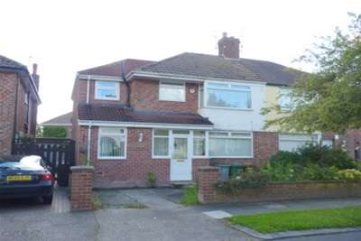 5 Bedrooms Semi Detached House for rent in Firs Avenue, Bebington