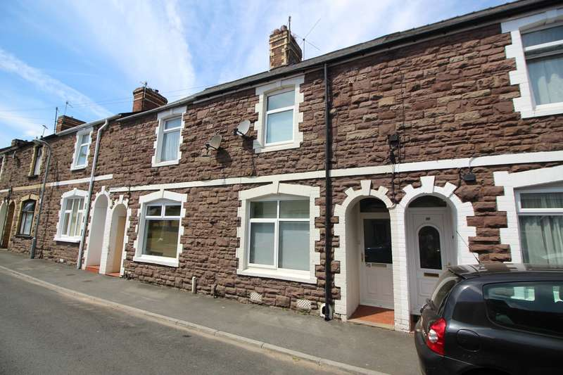 2 Bedrooms Terraced House for sale in St Helens Road, Abergavenny, NP7