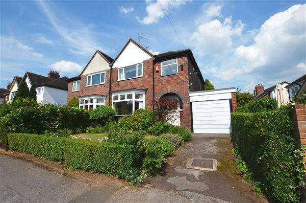 3 Bedrooms Semi Detached House for sale in Court Lane, Wolstanton, Newcastle-under-Lyme