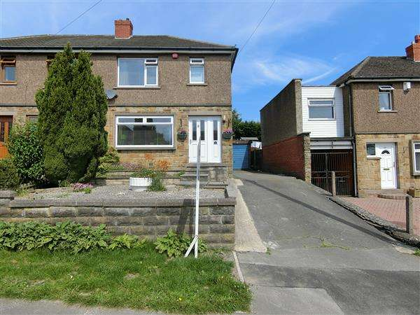 3 Bedrooms Semi Detached House for sale in Birchington Avenue, Birchencliffe, Huddersfield