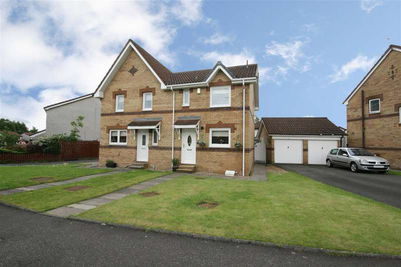 3 Bedrooms Semi Detached House for sale in Park Road, Falkirk
