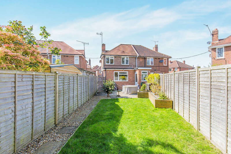 2 Bedrooms Semi Detached House for sale in Testwood Crescent, Totton, Southampton, SO40