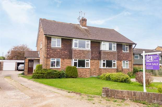 3 Bedrooms Maisonette Flat for sale in Gold Hill West, Chalfont St Peter, Buckinghamshire