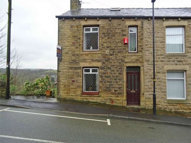 2 Bedrooms Semi Detached House for sale in Grains Road, Delph, Oldham, Lancashire