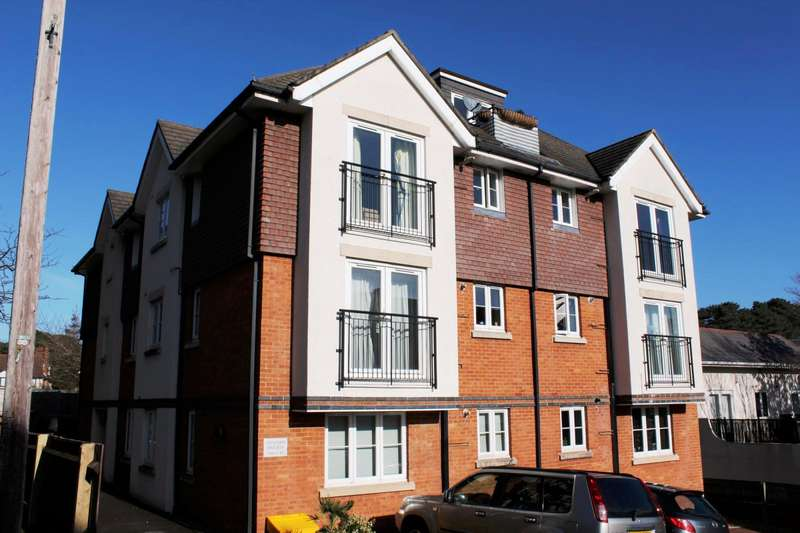 2 Bedrooms Flat for rent in Chineside Heights, Earle Road, Bournemouth
