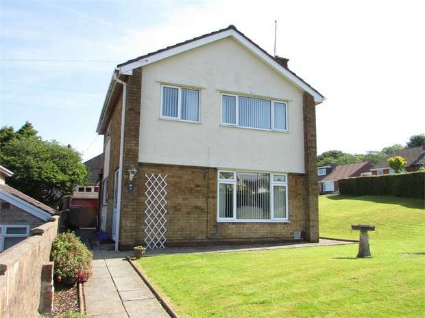 3 Bedrooms Detached House for sale in Trevallen Avenue, Cimla, Neath, West Glamorgan