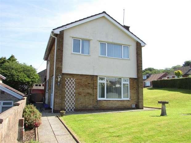 3 Bedrooms Detached House for sale in Trevallen Avenue, Cimla, Neath, West Glamorgan