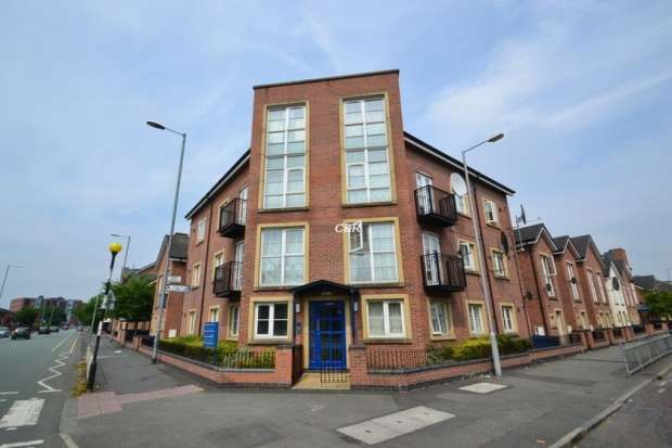 2 Bedrooms Apartment Flat for rent in Alexandra Road Manchester Manchester M16 7ha