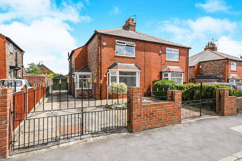 3 Bedrooms Semi Detached House for sale in Cross Lane, Whiston, Prescot, L35