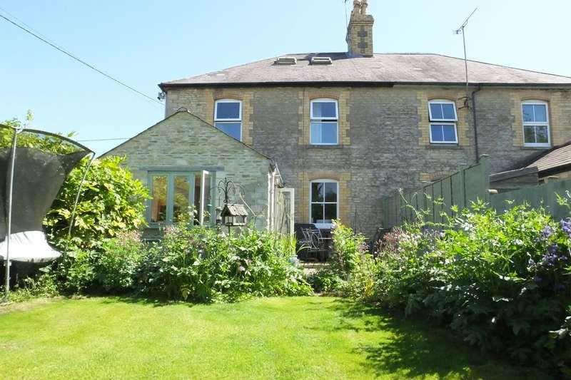 4 Bedrooms Semi Detached House for sale in Tetbury