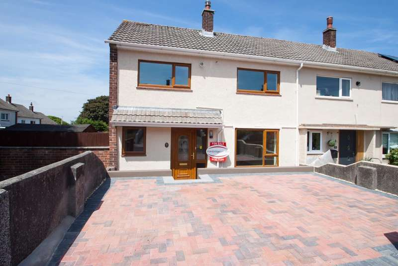 3 Bedrooms End Of Terrace House for sale in Southway , Plymouth