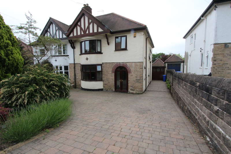 4 Bedrooms Semi Detached House for rent in Hoober Road, Ecclesall, Sheffield, S11
