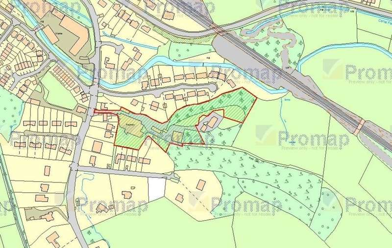 Land Commercial for sale in Elnor Lane, Whaley Bridge
