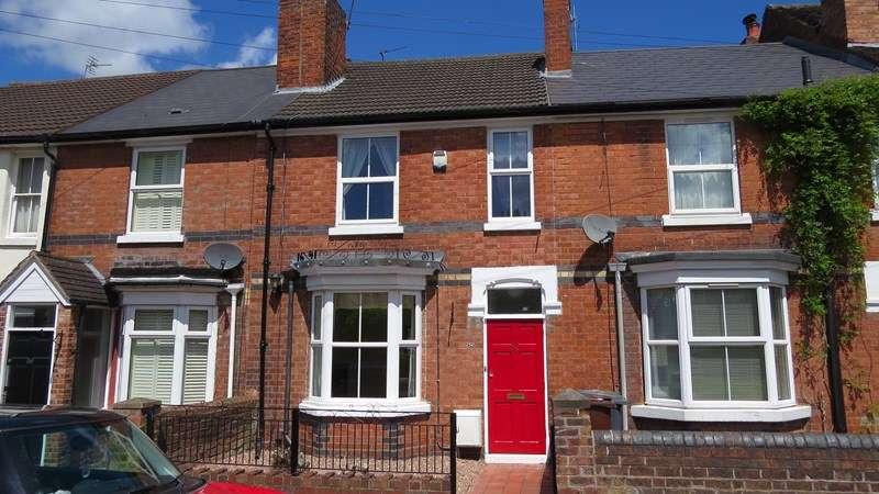 2 Bedrooms Terraced House for sale in Regis Road, Tettenhall, Wolverhampton