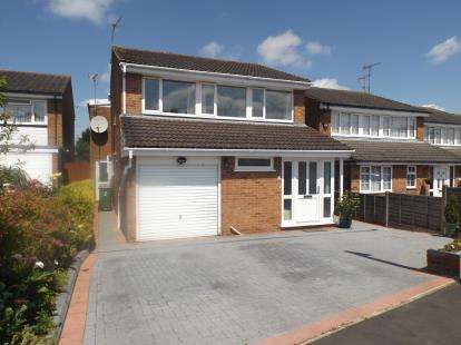 4 Bedrooms Detached House for sale in Keats Close, Hemel Hempstead, Hertfordshire