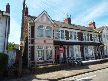 3 Bedrooms House for sale in Moorland Road, Cardiff, Caerdydd