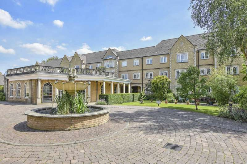 2 Bedrooms Flat for sale in Grandpont, Oxford